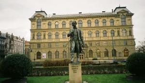 Antonín Dvořák and museum