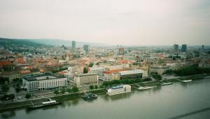 Bratislava (duck cam view)