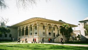 Pavilion at Topkapi