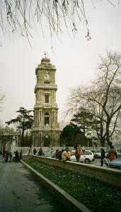 Dolmabahçe clock