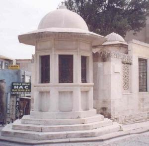 Sinan tomb