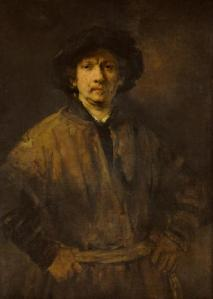Self portrait (Rembrandt)