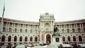 National Library at the Hofburg Palace