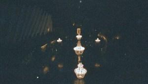 Salt chandalier