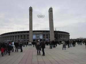 Olympic gate