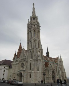 Mátyás Church