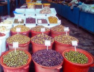 Tirana market