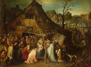 Adoration of the Magi (Jan Brueghel)