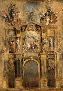 Arch of Ferdinand (Rubens)