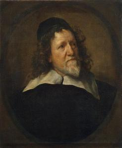 Portrait of Inigo Jones (van Dyck)