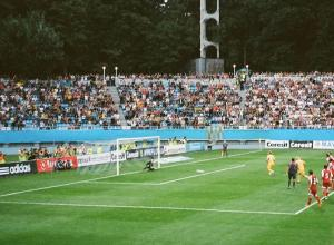'Sheva' scores for Ukraine