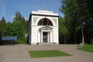 Barclay de Tolly Mausoleum in Estonia