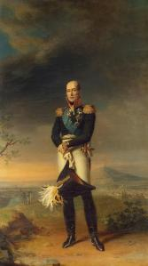 Portrait by George Dawe (Military Gallery of the Winter Palace)