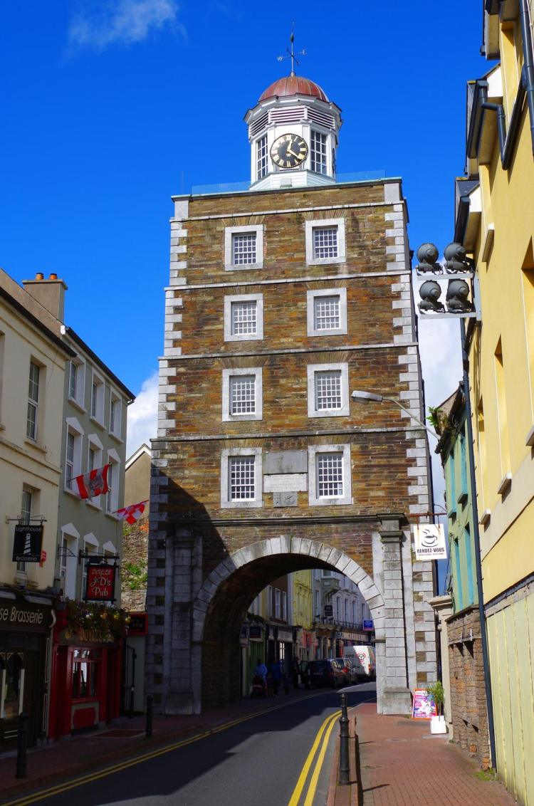 Clock tower Youghal